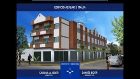 Alquiler local en calle Alvear e Italia