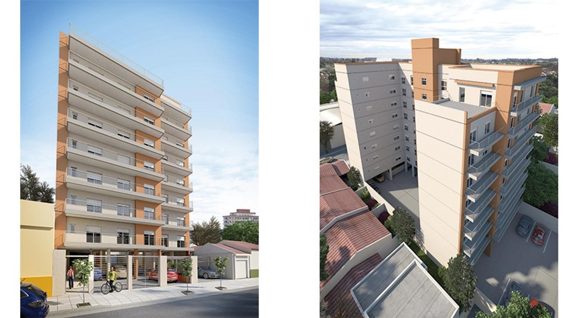 Edificio Desde El Pozo - 1 Amb 35 m² - San Martín 525 - Morón Sur