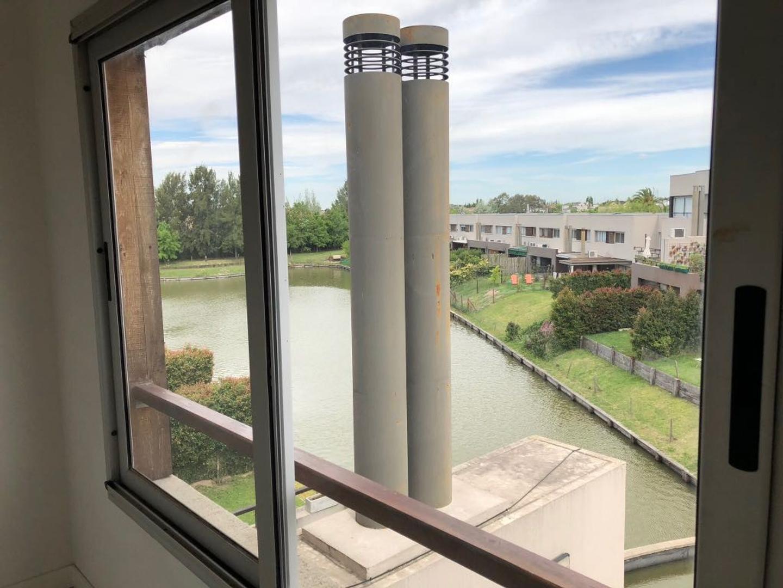 Departamento en Venta en Nordelta Lago Escondido - 3 ambientes