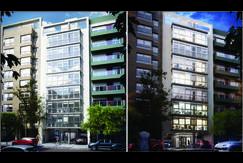 Edificio de siete pisos de oficinas, a estrenar, cercano al nuevo shopping.