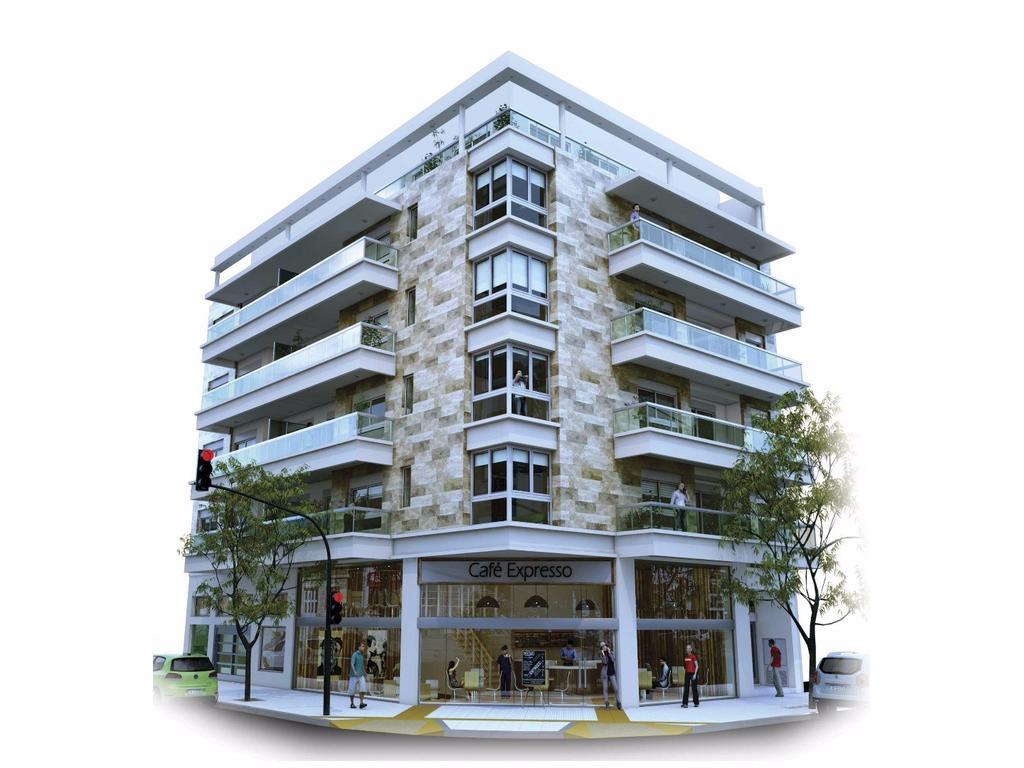 Excelente 3 amb A Estrenar con Amplio balcón terraza. Edificio de categoría!