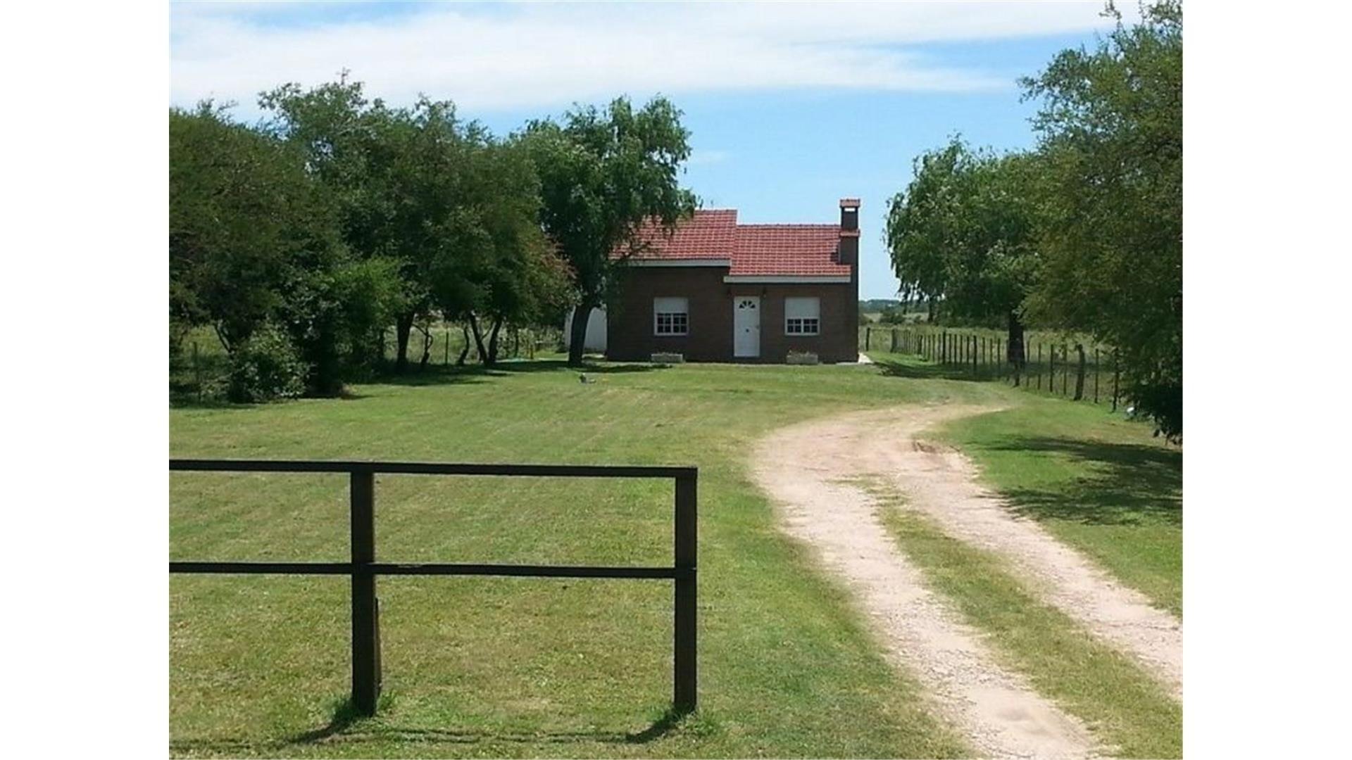 Casa de campo en zona Aero Club.