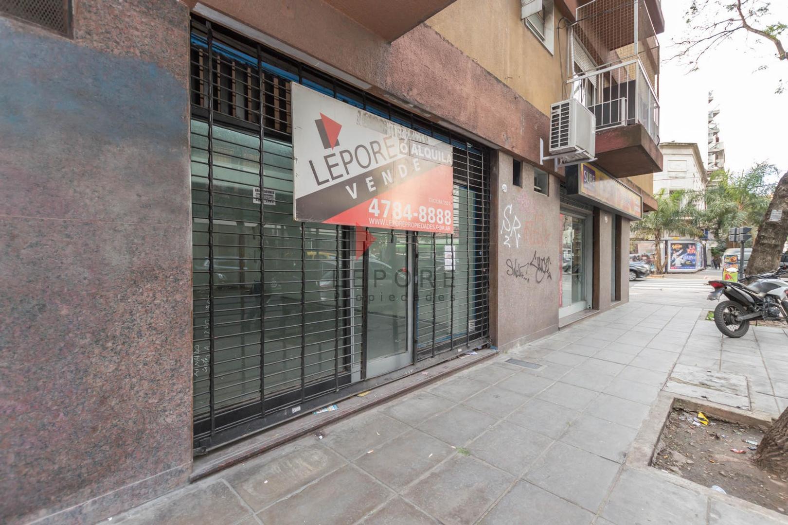Local en alquiler, Palermo