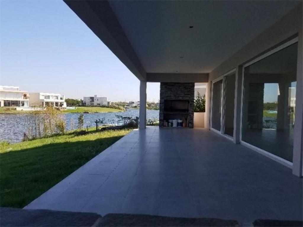 Casa en venta en Nordelta Los Lagos!!! impecable!!