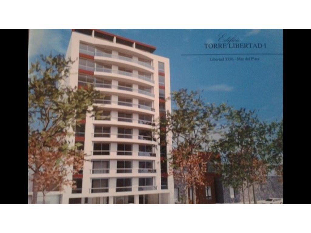 Edificio Torre Libertad I departamentos a estrenar Barrio La Perla