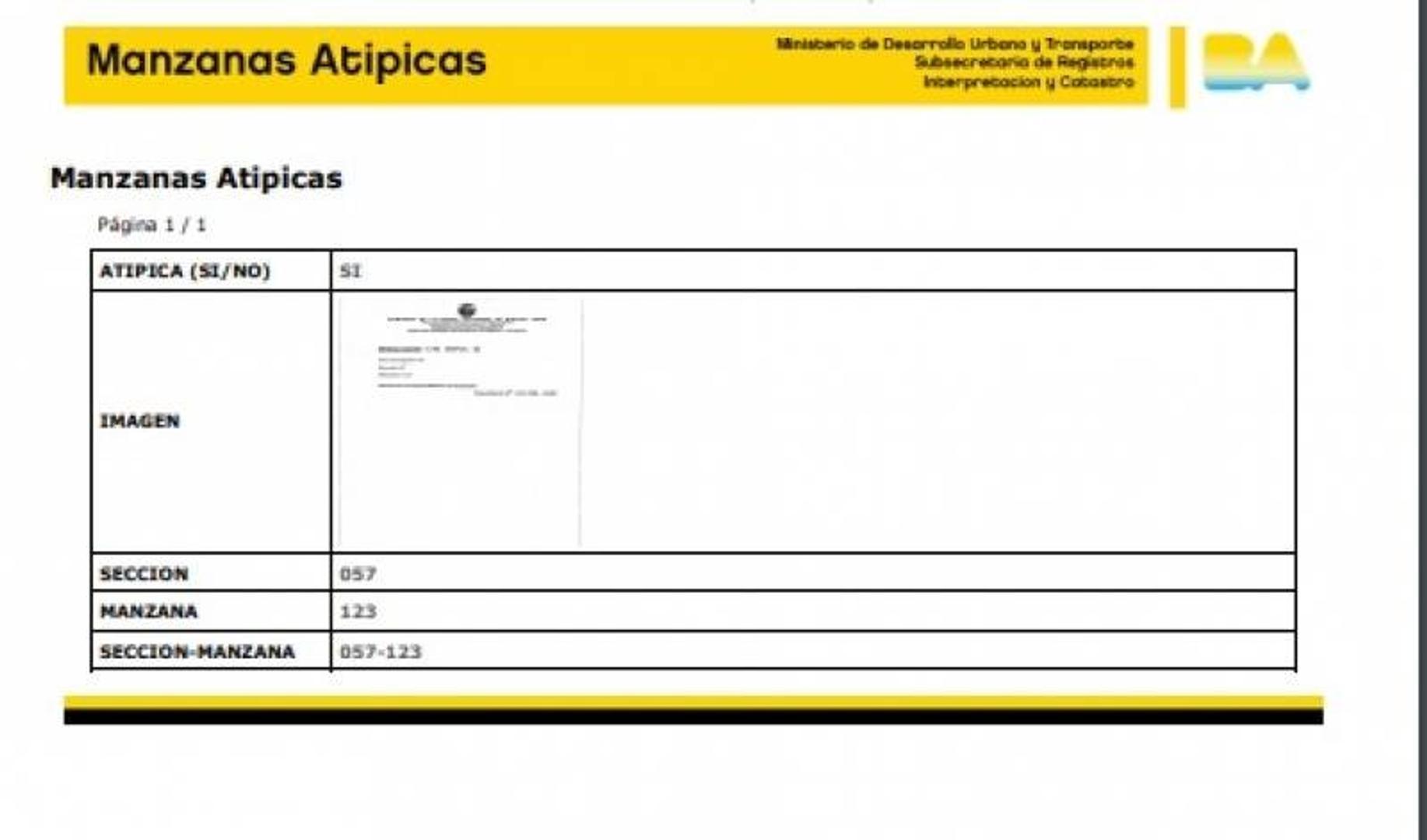 Terreno - 4.446 m²   10,05 m   U85 Zona 4  - C3II