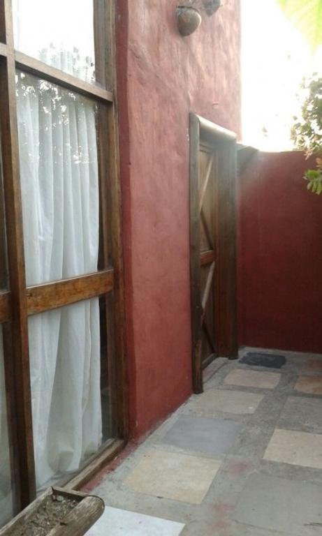 Complejo de cabañas para alquiler temporal con vivienda permanente