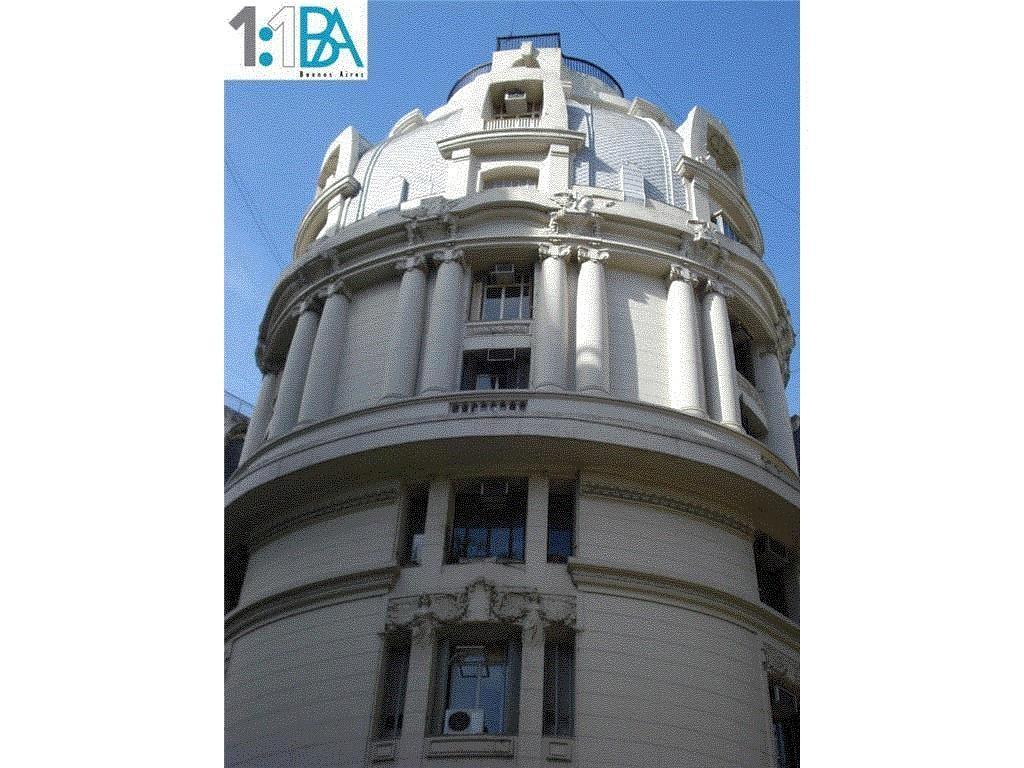 San martin 200 - una Cupula- un rincon de Paris en Buenos Aires- expensas, abl y aysa$19000