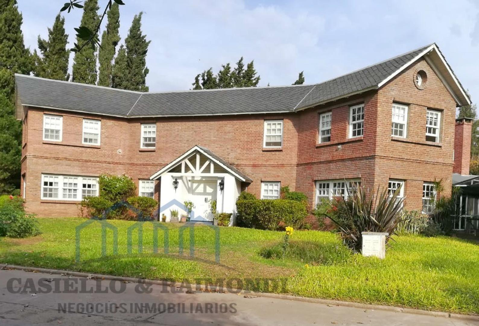 Casa en Venta en Fisherton - 10 ambientes