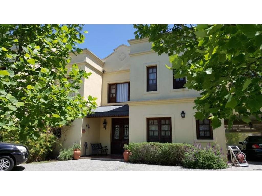 VENTA Casa en La Alameda, Nordelta