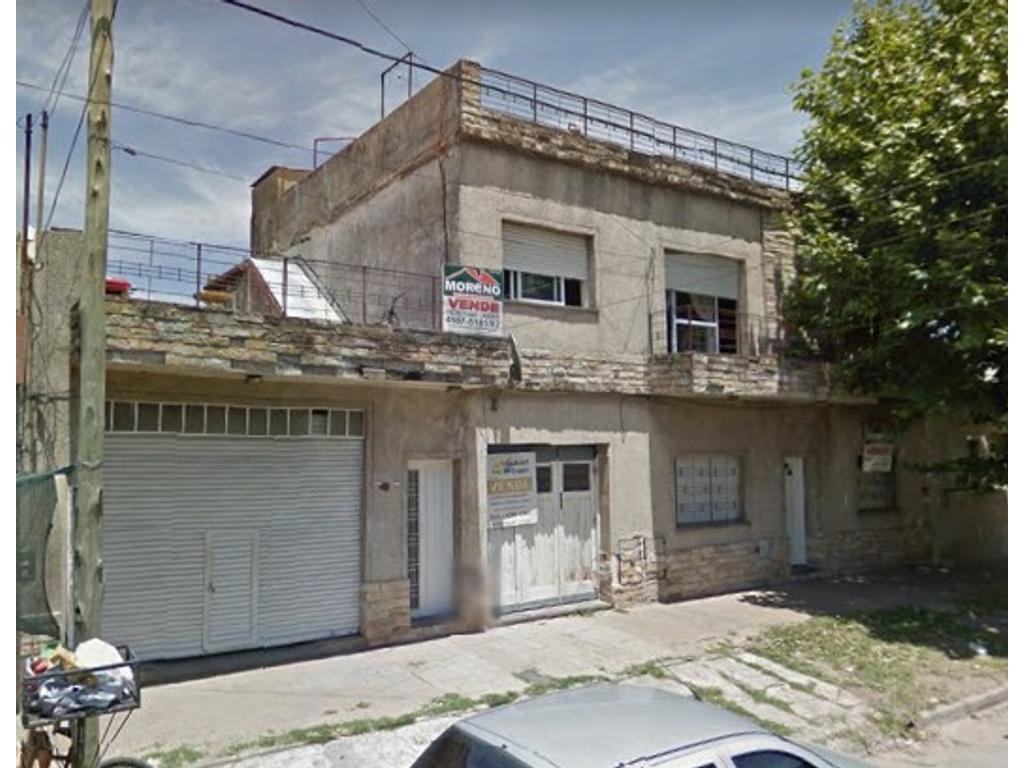Departamento de 4 amb. en Pta. Alta. con Garage de 4x8