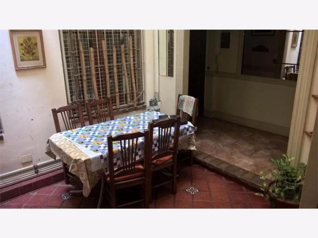 Espectacular departamento 6 ambientes. 130m2. Ideal Hostel/consultorio/vivienda