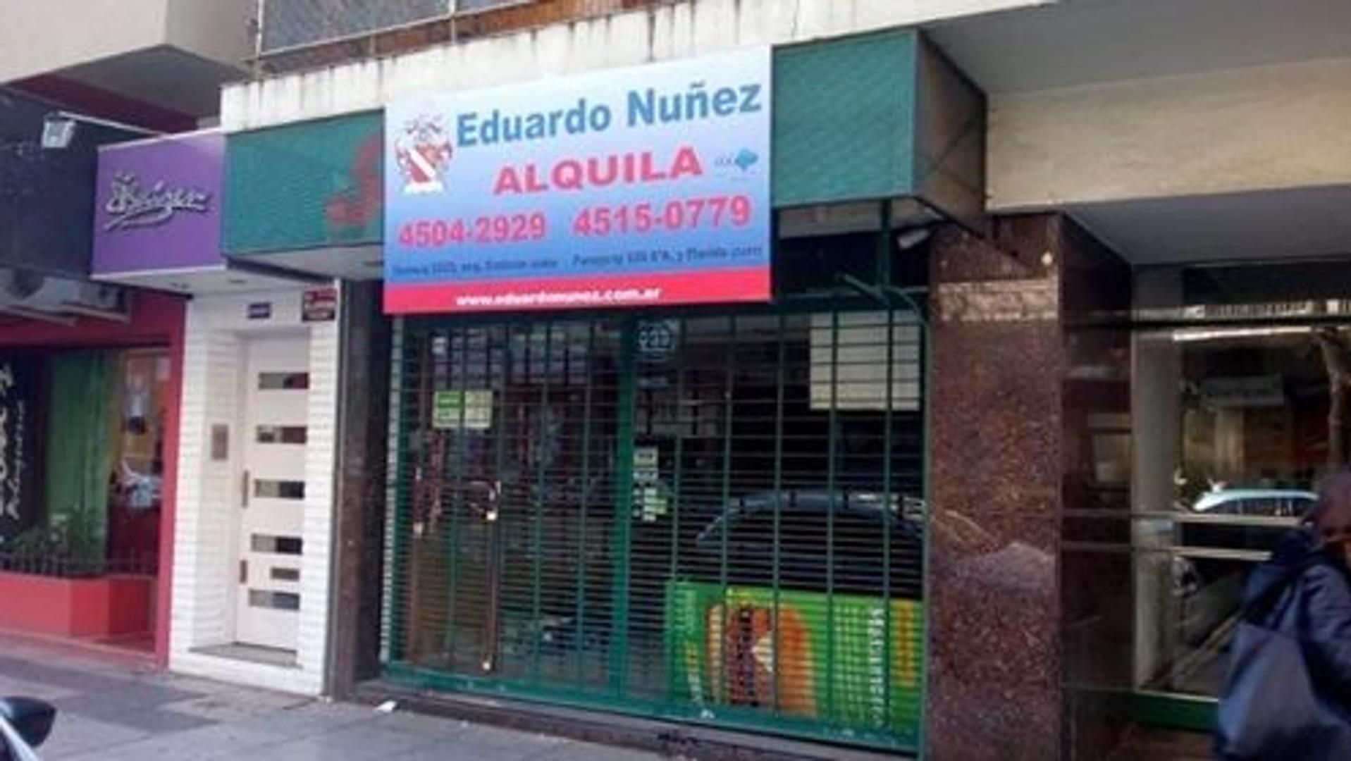 Local en alquiler en pleno CENTRO COMERCIAL DE VILLA DEL PARQUE