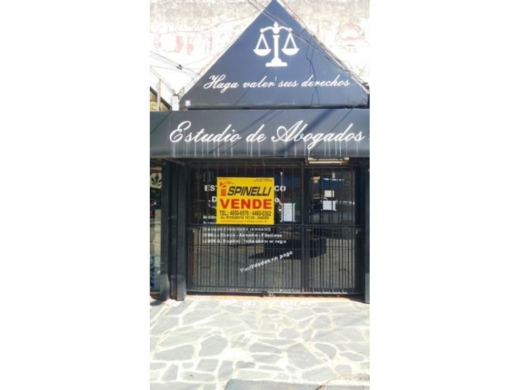 Local comercial en venta y en alquiler en Haedo Sur Centro