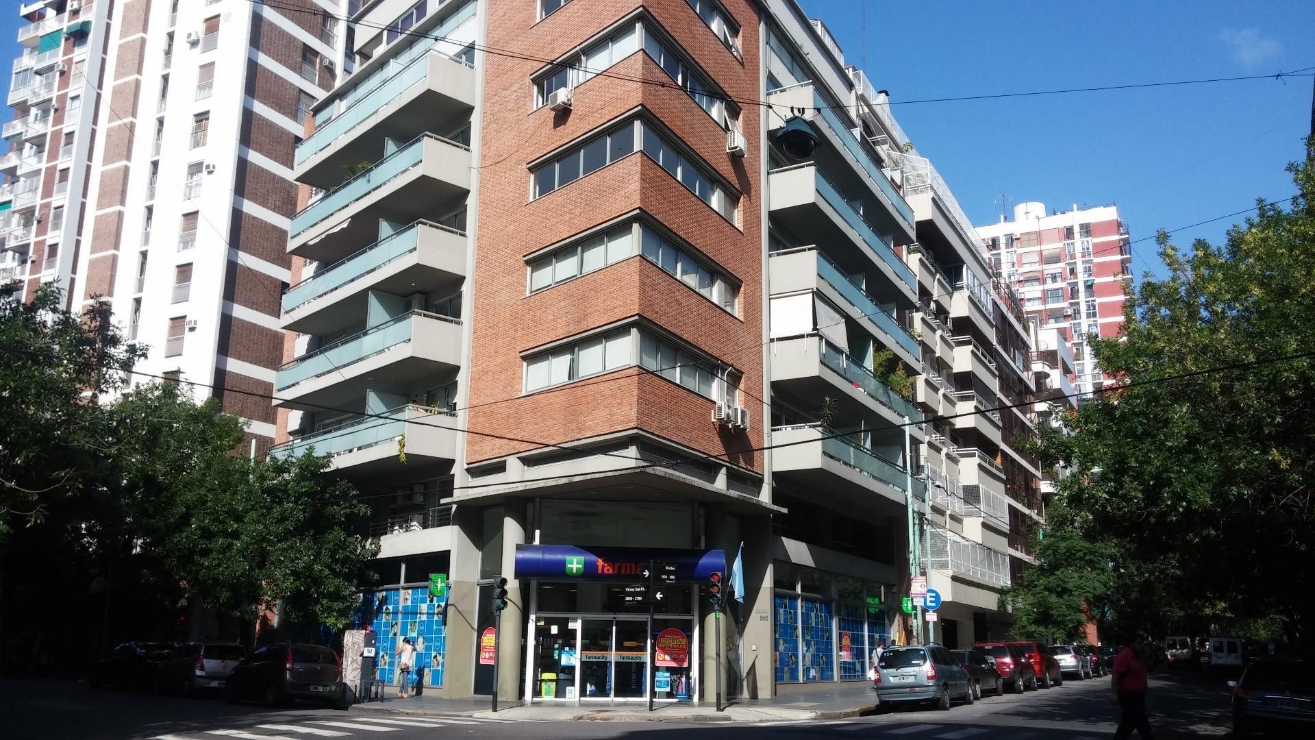 Oficina de 58 m en Belgrano con Cochera y baulera