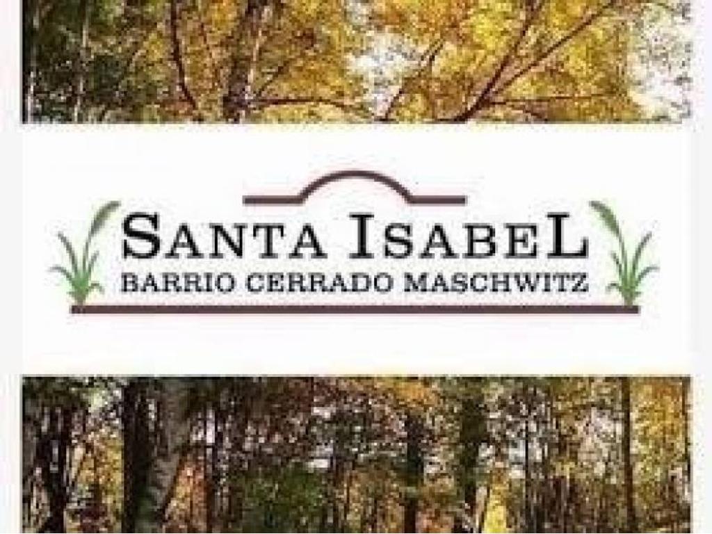 LOTE- SANTA ISABEL- Maschwitz