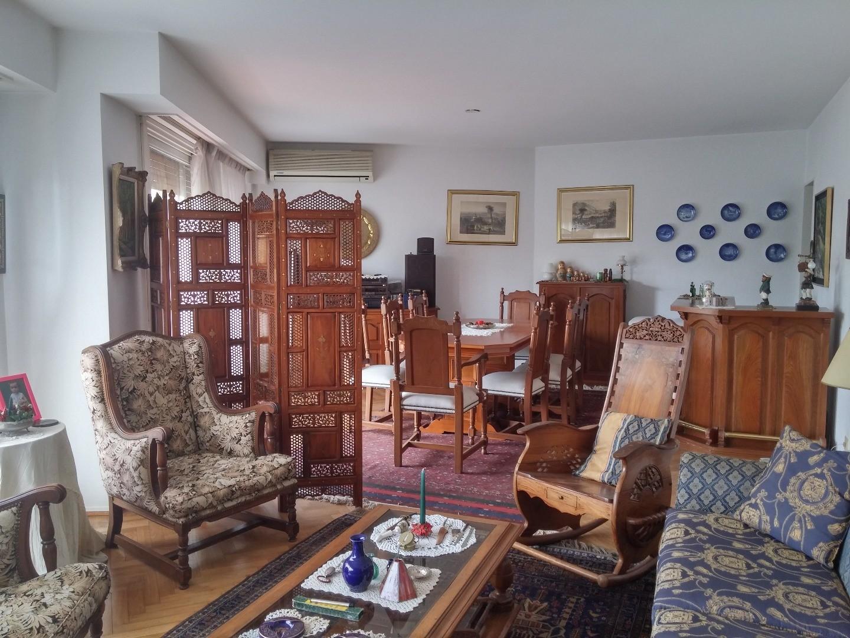 PROPIEDAD SUSPENDIDA!!!! departamento en venta 3/4 dormitorios o escritorio COCHERA Y BAULERA