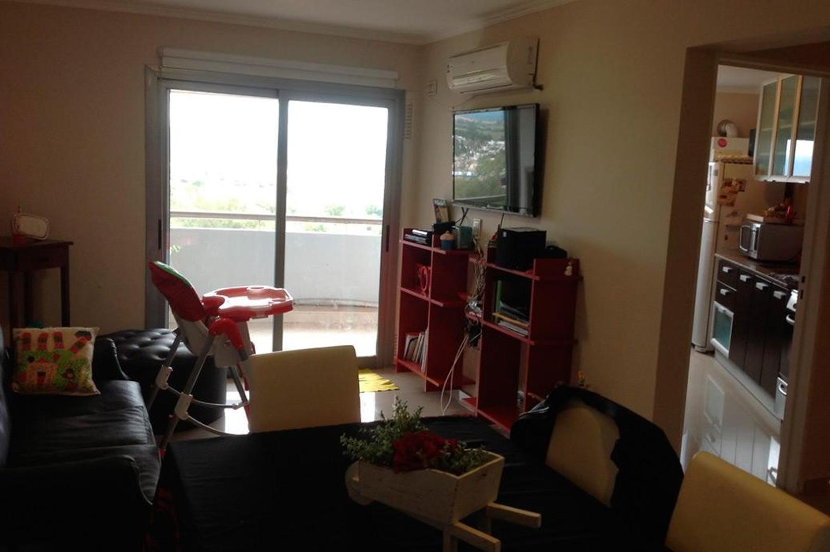 Departamento en Quebrada De Las Rosa con 3 habitaciones