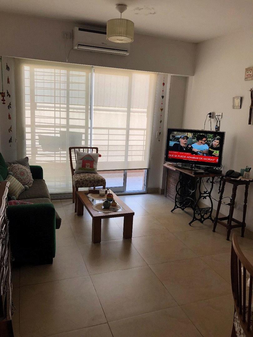 Departamento 2 ambientes, con Terraza y Balcón, parrilla  APTO CRÉDITO BANCARIO