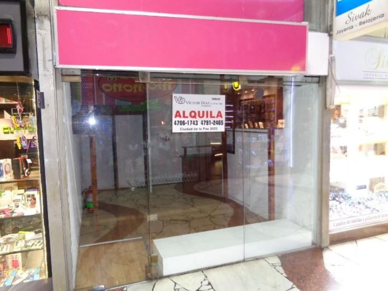 ALQUILER DE LOCAL EN GALERIA RIO JANEIRO -CABILDO 2370-BELGRANO