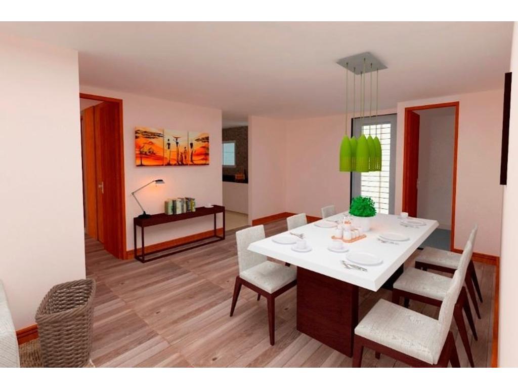 Departamento 2 dormitorios a la venta en Rosario. Buenoo Aires 900. Entrega Mayo 2019.