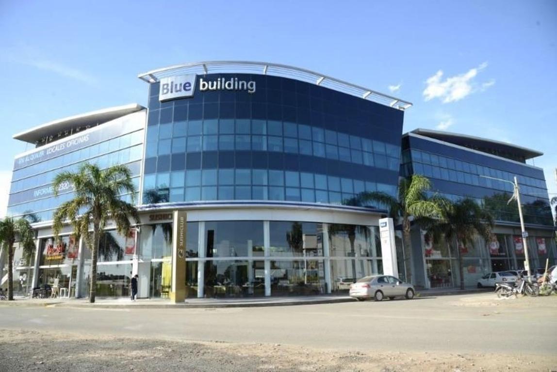 OFICINAS EN ALQUILER - EDIFICIO BLUE BUILDING