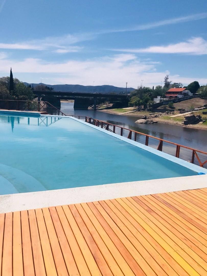 Espectacular Dpto en Residencias del Lago Villa Carlos Paz
