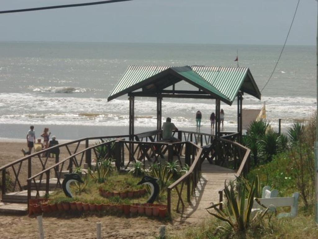 Terreno  Frente bien Frente al mar en  COSTA CHICA