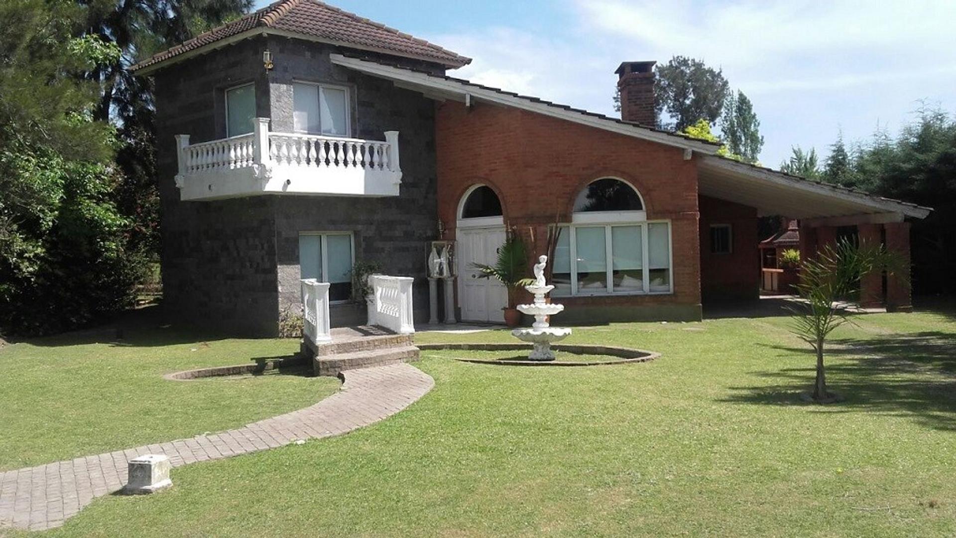 Country Boca Ratón - Casa 4 Amb. con Piscina