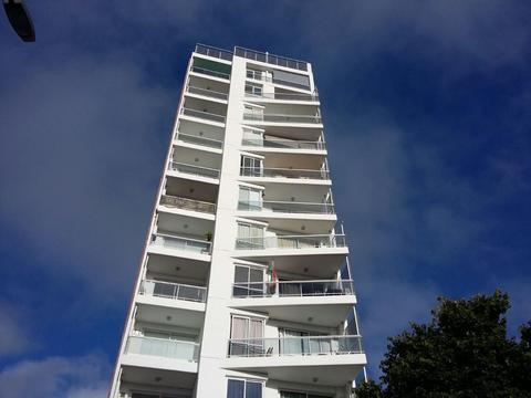 Departamento amoblado  con balcon en Arroyito