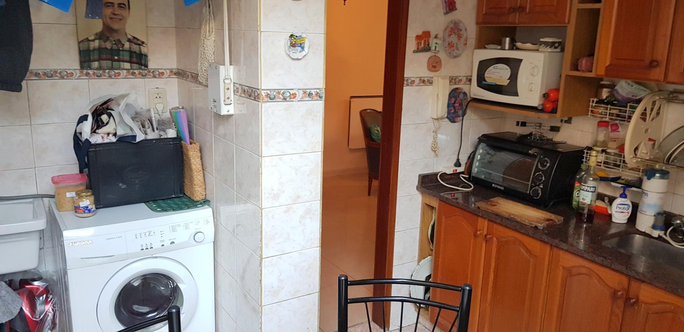Retasado. Uriarte 2200. Semipiso contrafr. Primer piso. 93 m2. 3 amb. 2 dorm. Cochera. Reciclado - Foto 15