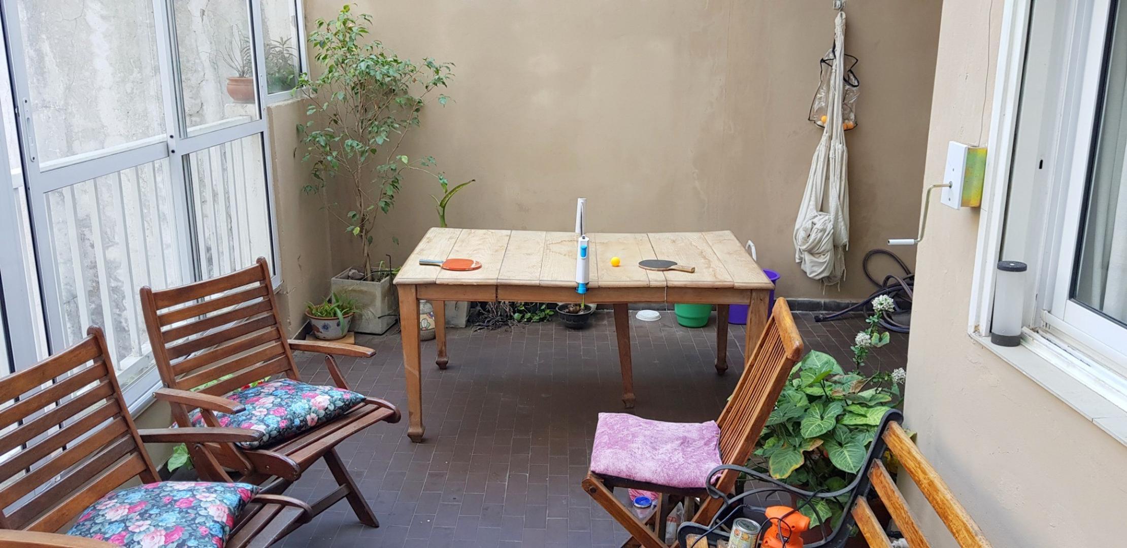 Departamento en Palermo con 2 habitaciones