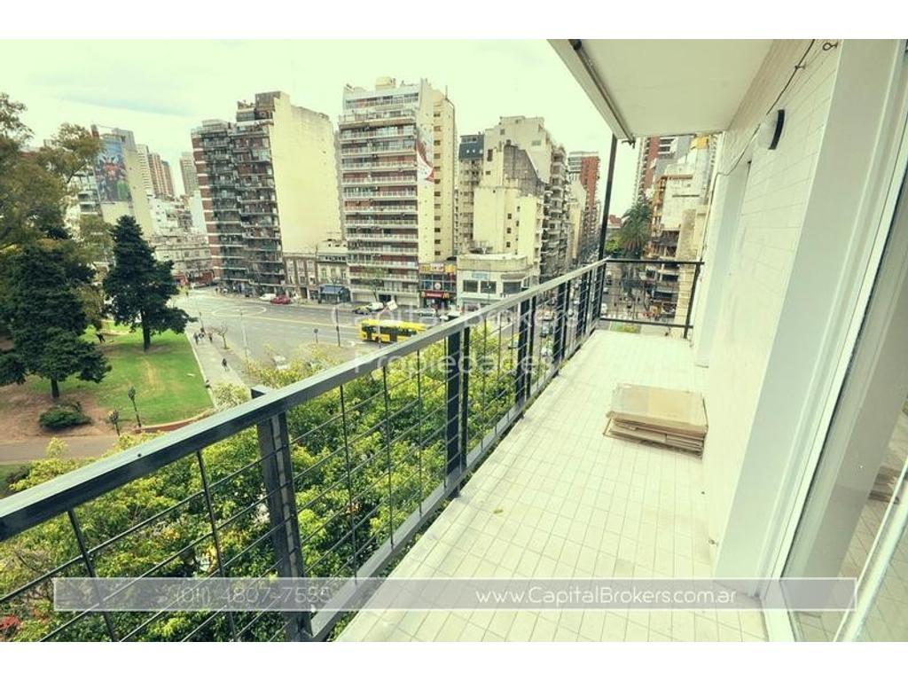 Divino 4 ambientes con Dependencia en Alquiler Plaza Las Heras