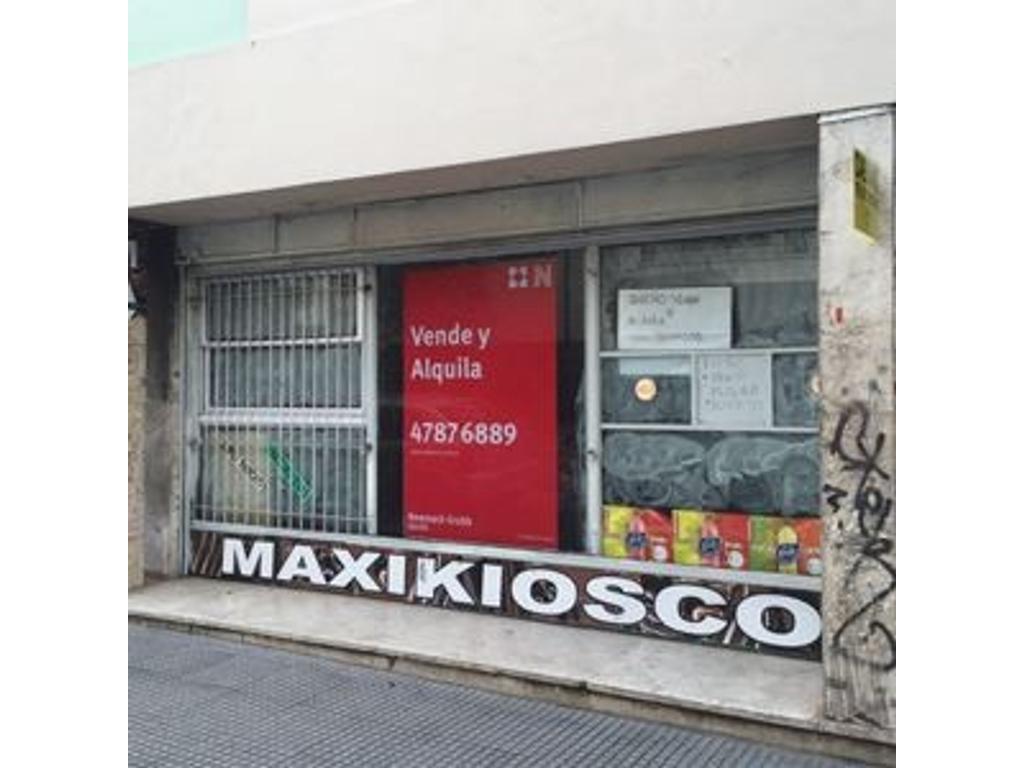 Local en Alquiler y Venta, Ubicado en el basamento de un edificio de oficinas. Sarmiento 3247