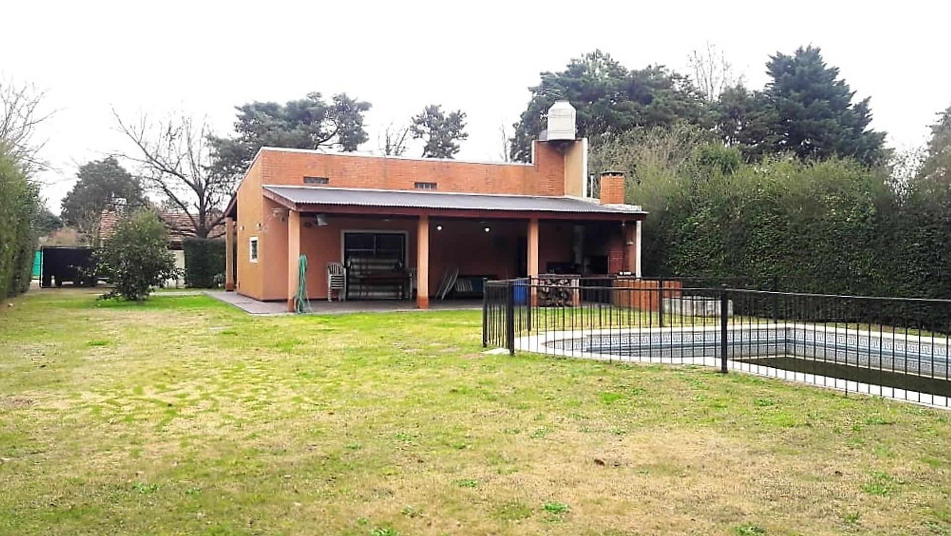 Casa en Venta en Parque Irizar - 3 ambientes