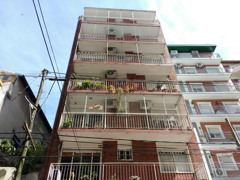 Departamento 2 ambientes en Olivos