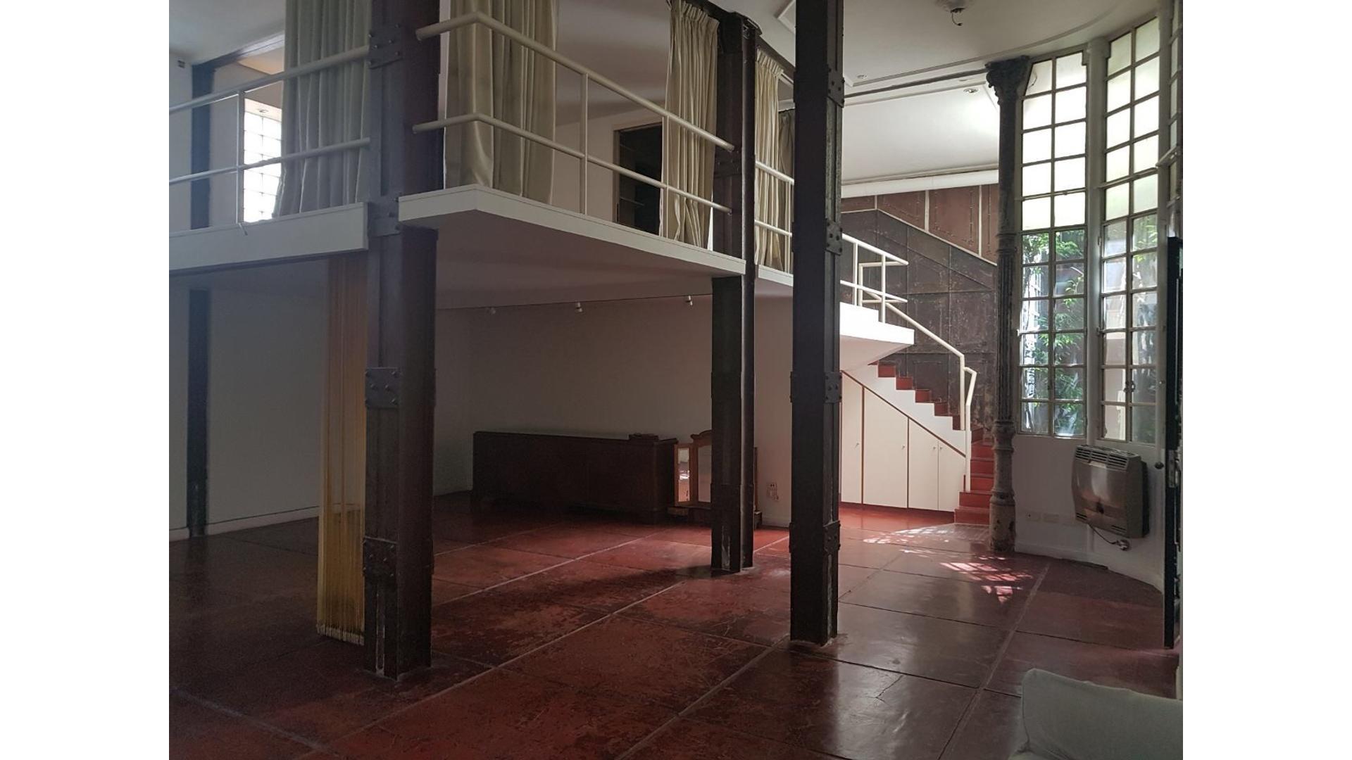 EXCELENTE LOFT EN PLENO CORAZÓN DE RECOLETA!