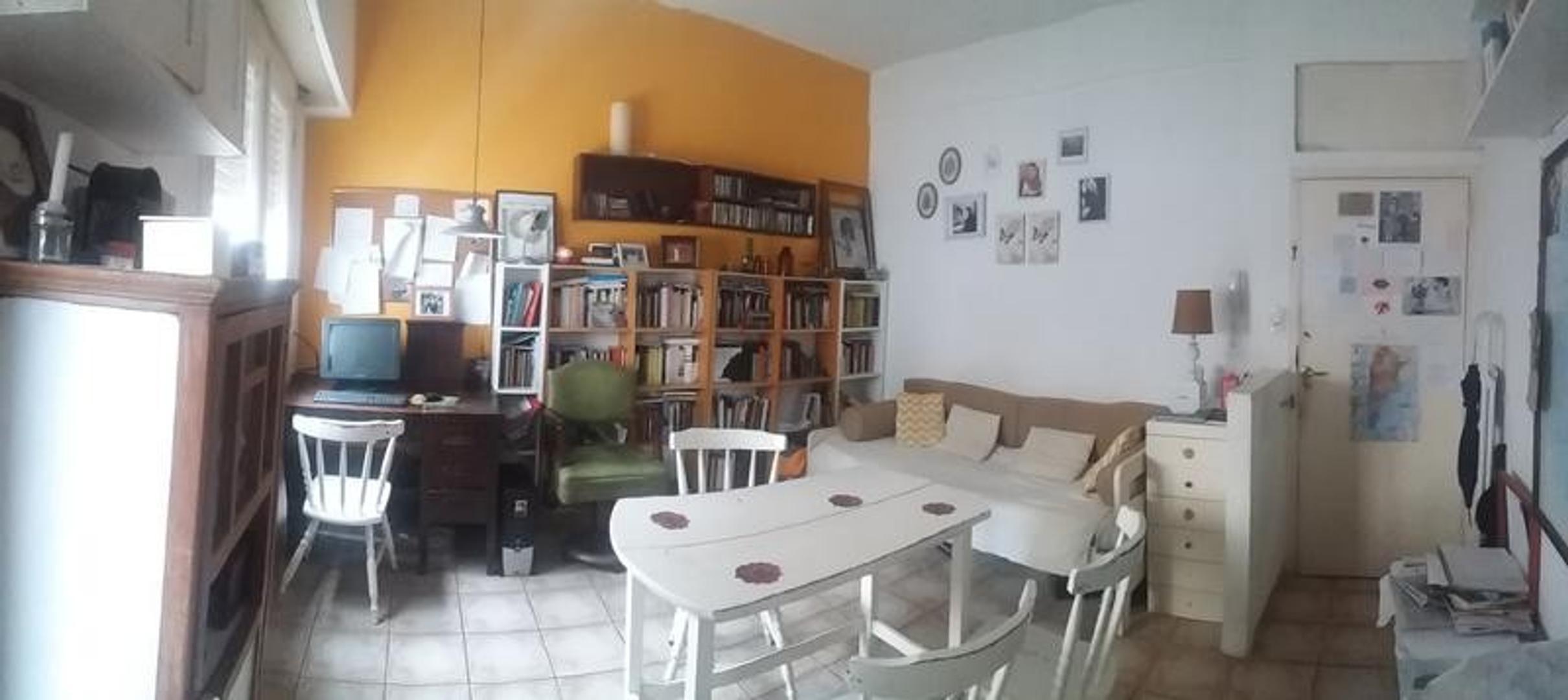Departamento 2 amb todo sol  lateral 40m2 - Villa Crespo