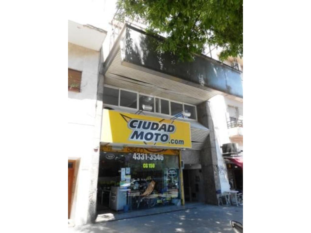 Oficina en alquiler en bernardi de irigoyen 566 for Oficinas zaragoza alquiler