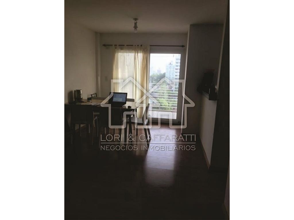 APTO CREDITO - MENDOZA 3100 - 1 dormitorio con amplio balcón al frente