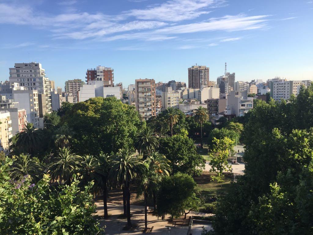 Av. Avellaneda 1800 - Piso 118m2 con balcón terraza y parrilla propia