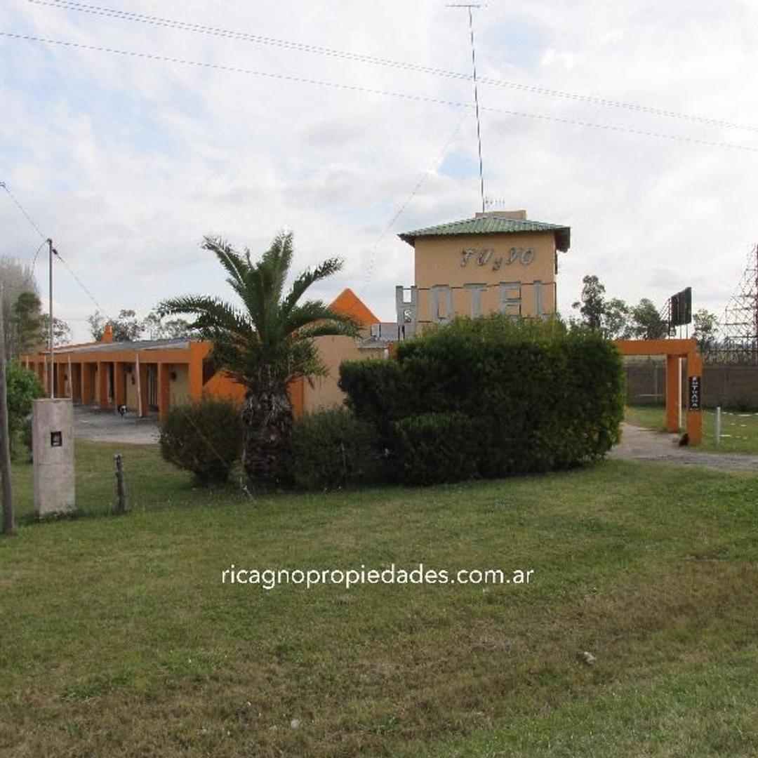 Hotel en Venta en Chascomús. FINANCIACIÓN:  ANTICIPO DE U$S 200K Y 12 CUOTAS IGUALES DE U$S 19.000 .
