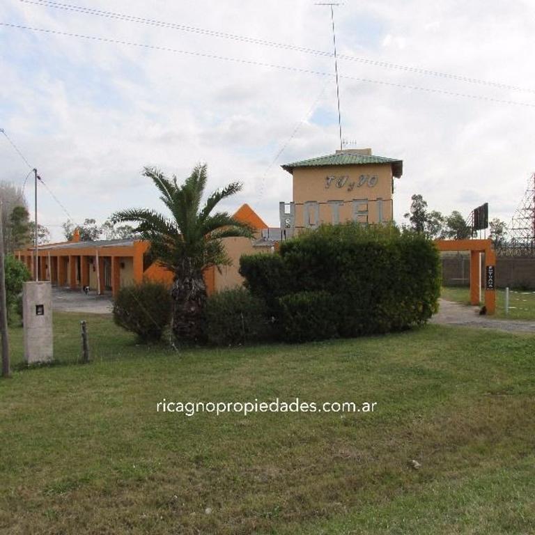 Hotel en Venta en Chascomús.