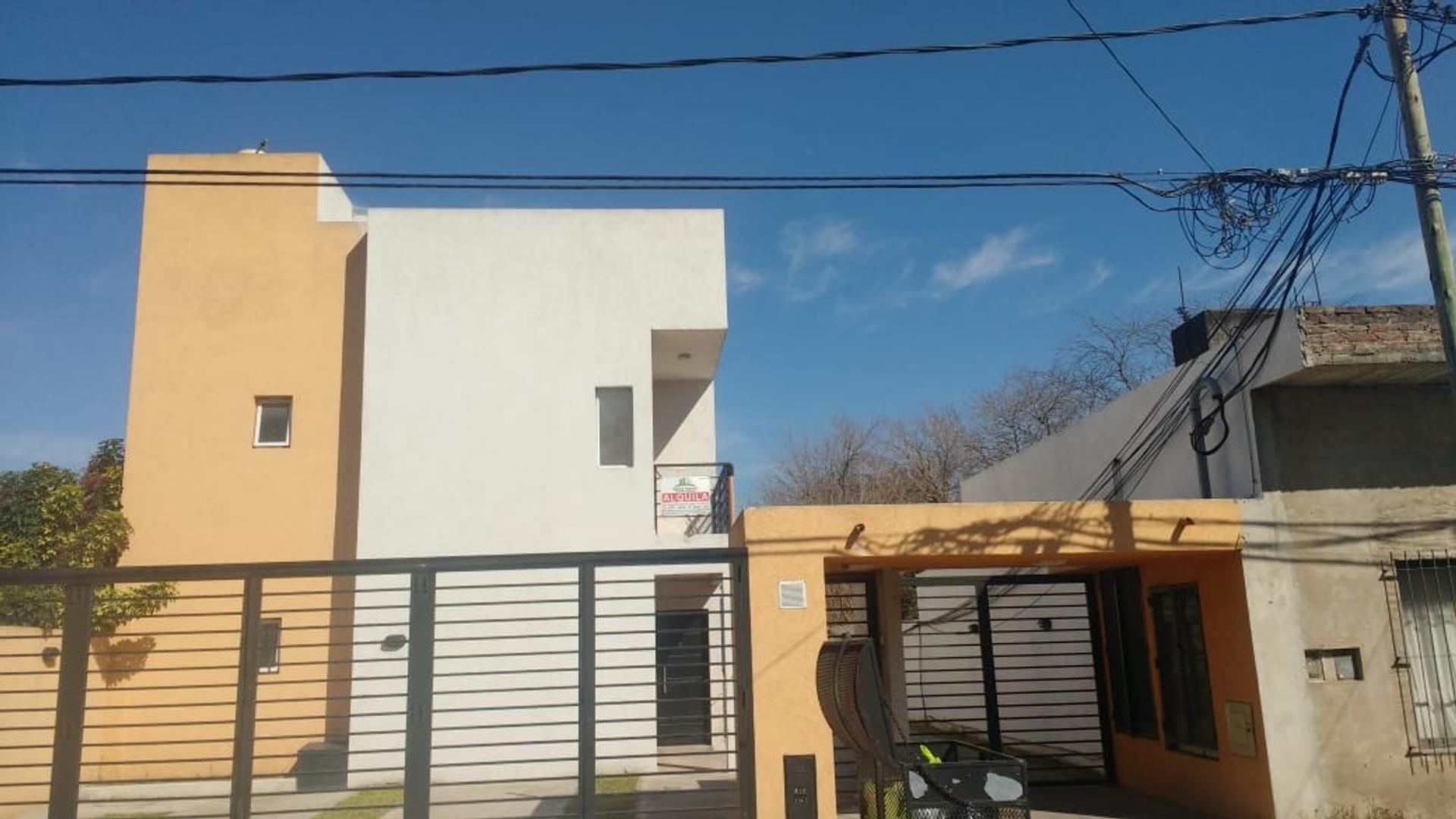 Departamento en Alquiler en San Miguel - 2 ambientes