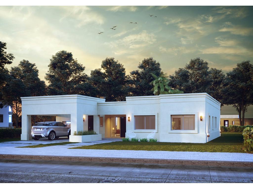 Vendo casa en Club de Campo Grand Bell, en construcción (Entrega Diciembre 2018).