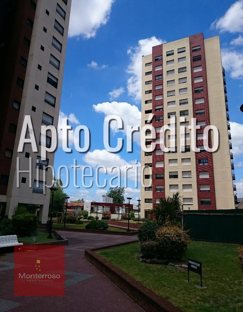 Excelente depto. 3 ambientes con cochera - Terrazas de Quilmes - Barrio Cerrado