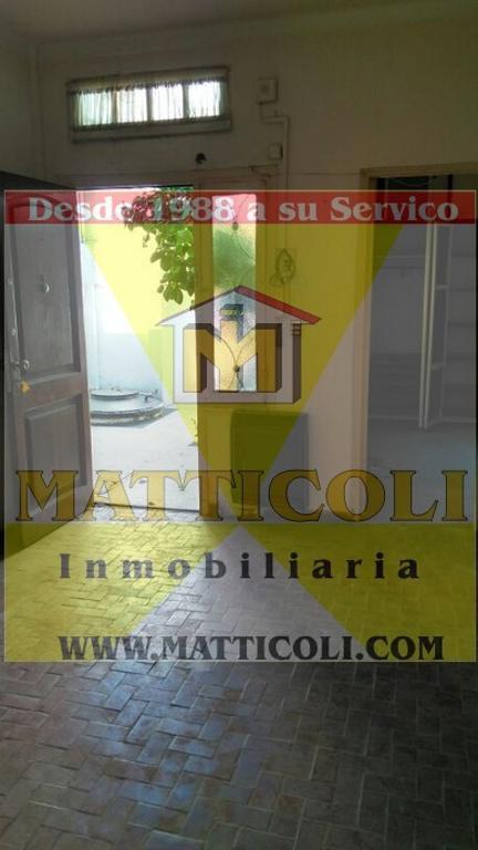 PH 3 ambientes interno con Patio a refaccionar en San Martin Centro NO APTO CREDITO