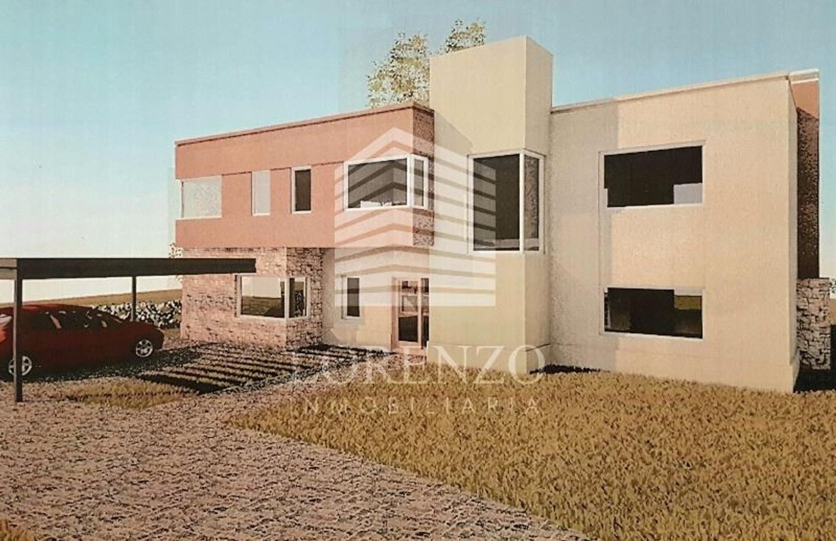 Excelenta casa a ESTRENAR en Barrio Haras Santa Maria