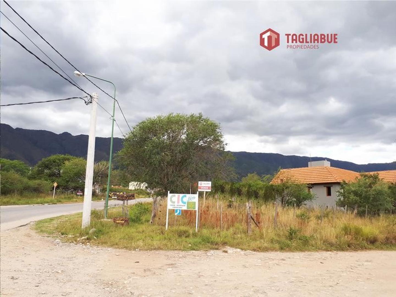 Terreno en Venta en Barranca Arriba