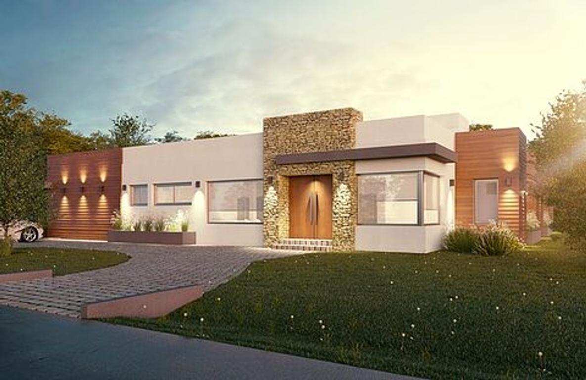 Casa en venta a construir. La Elina, Comarcas de Luján. Financiación.